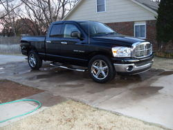 wblac68s 2007 Dodge Ram 1500 Quad Cab