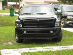 ridinnaRams 1996 Dodge Ram 1500 Regular Cab