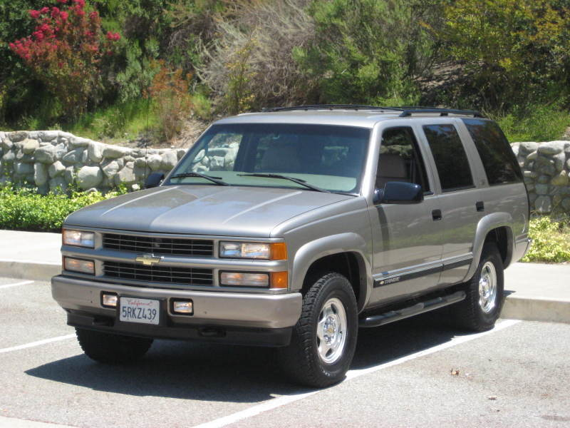 webb9183 2000 Chevrolet Tahoe Specs Photos Modification Info at