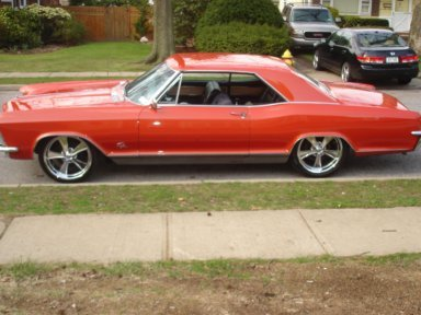 Another RIVOLUTION 1965 Buick Riviera post... - 12340210