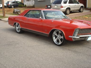 Another RIVOLUTION 1965 Buick Riviera post... - 12340211