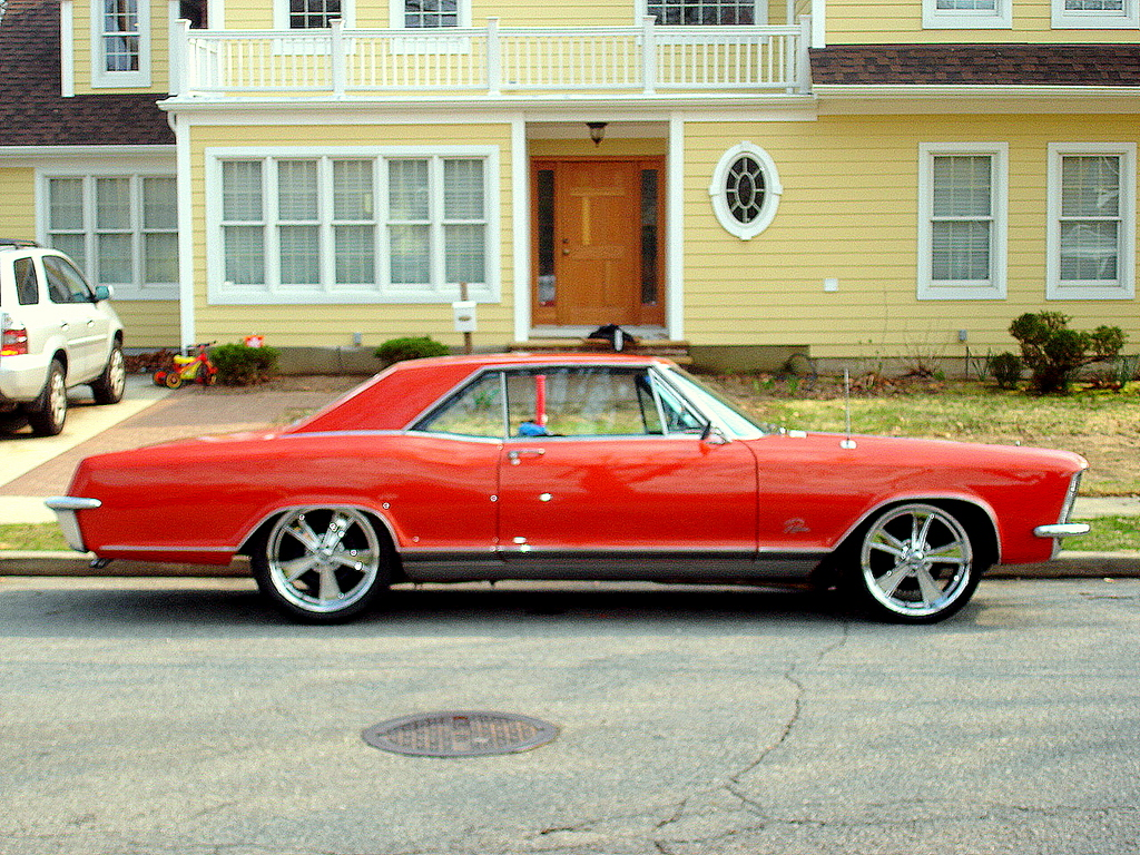 Another RIVOLUTION 1965 Buick Riviera post... - 12340224