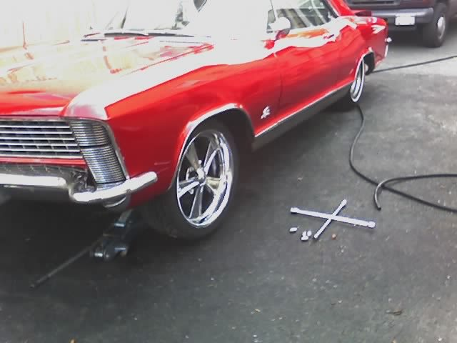Another RIVOLUTION 1965 Buick Riviera post... - 12340225