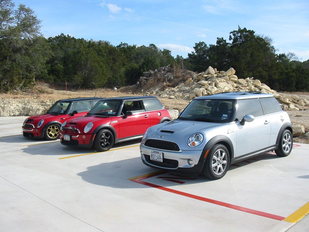 Another magredc5 2009 MINI Cooper post... - 12340456