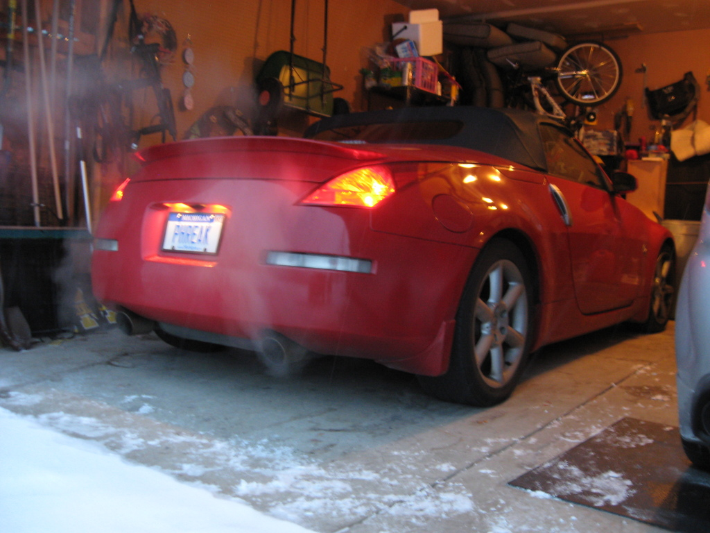 Another phreakdout 2004 Nissan 350Z post... - 12340590