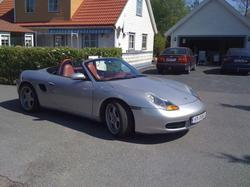 richeriksens 1998 Porsche Boxster