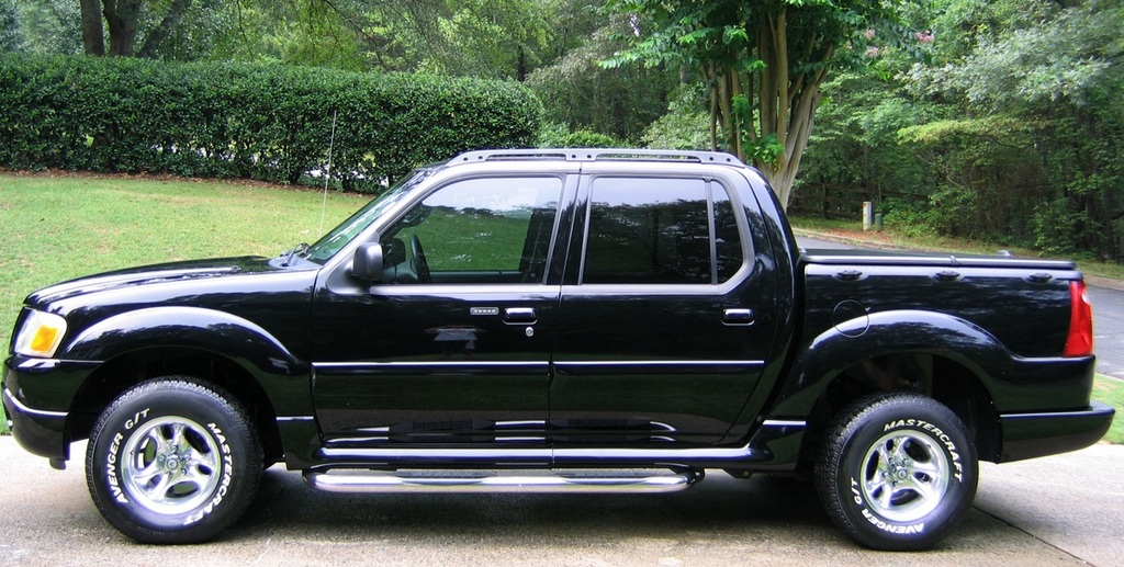 Stallion281 2004 Ford Explorer Sport Trac Specs  Photos