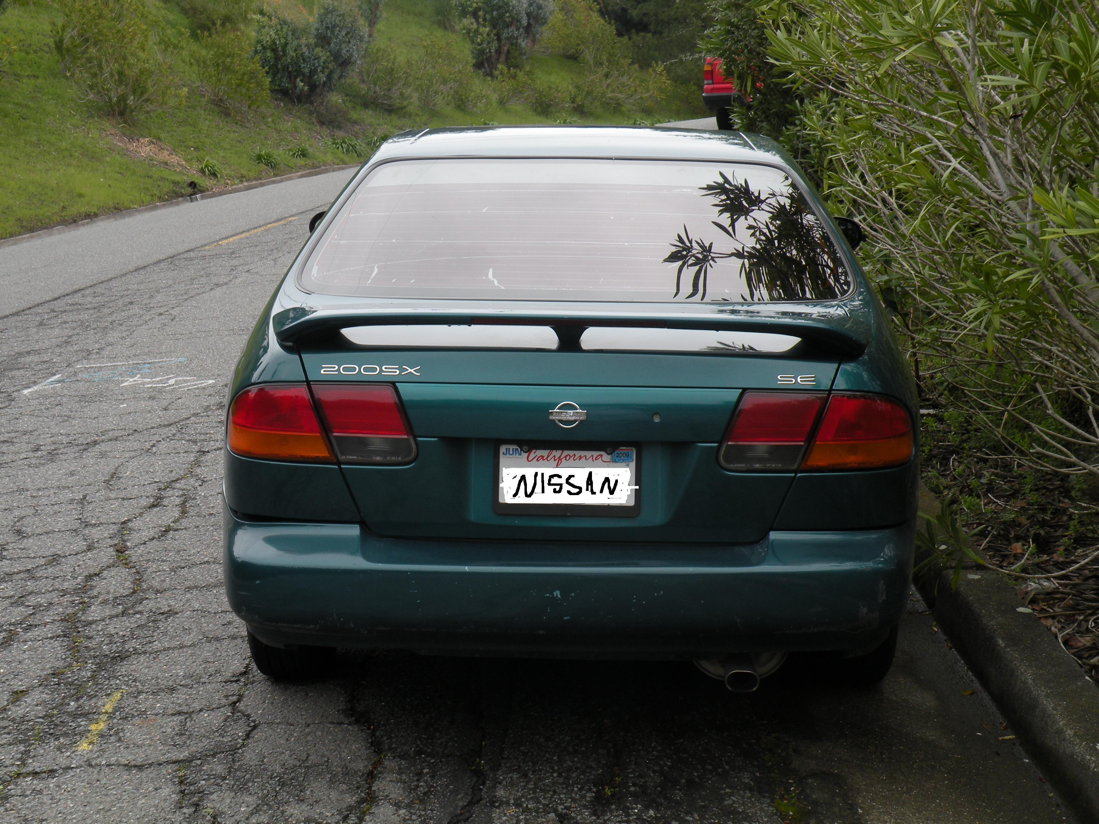 Another landos200sxse 1995 Nissan 200SX post   5879829 by