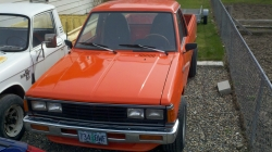 freddy770s 1986 Nissan Regular Cab
