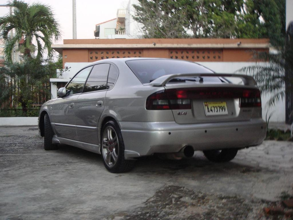 Another OmarGV_TRD 2001 Subaru Legacy post... - 12370119