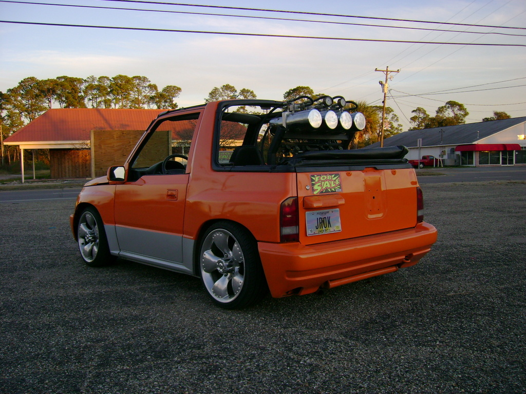 1jrok1 1996 Geo Tracker Specs, Photos, Modification Info at