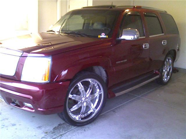 Another HurricanePhif 2004 Cadillac Escalade post... - 12344040