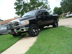 06dodgeramHEMIs 2006 Dodge Ram 1500 Quad Cab