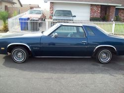 RO-JO 1977 Oldsmobile Cutlass Supreme