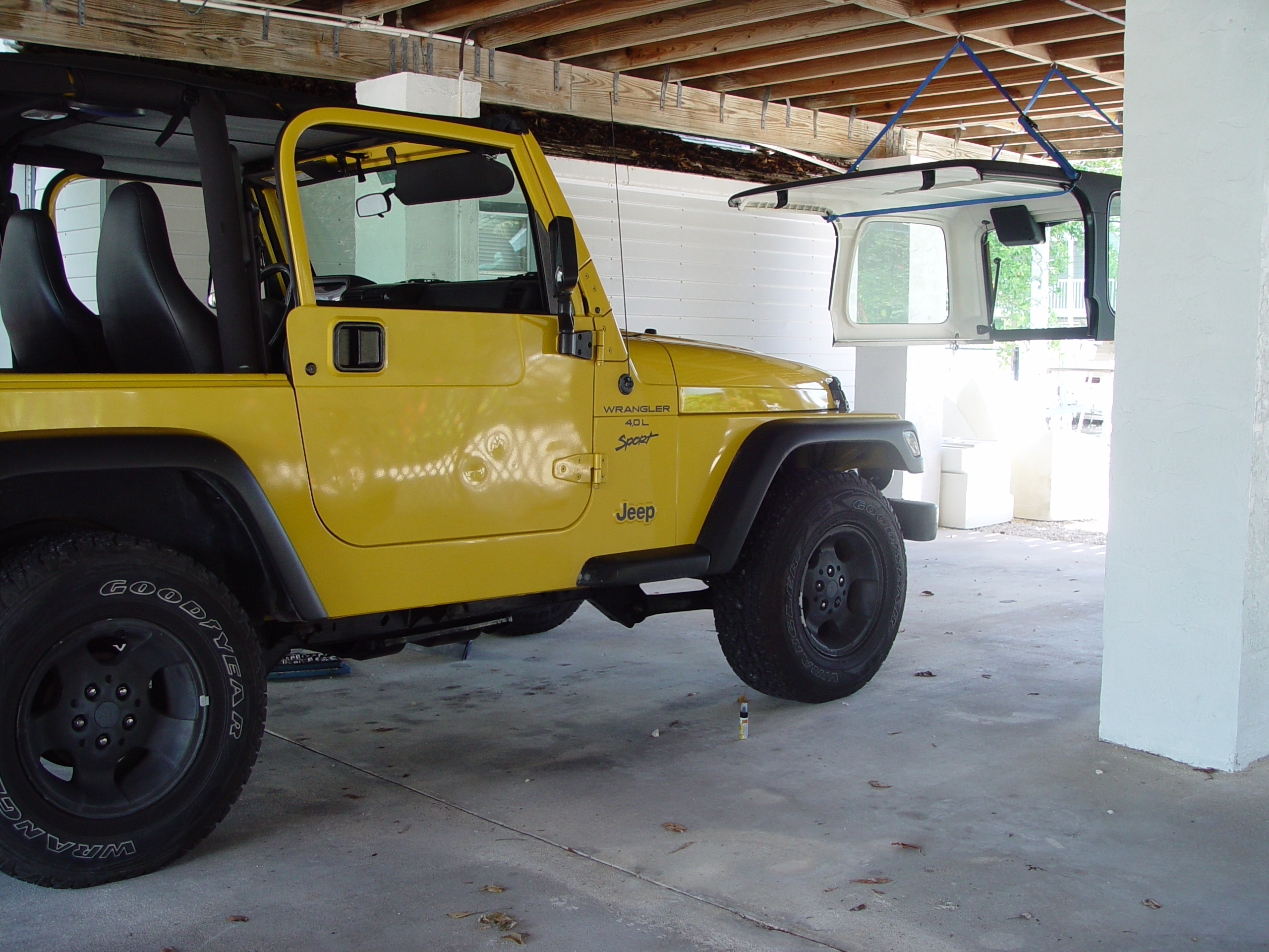 Another bchjeep 2001 Jeep TJ post... - 12345491