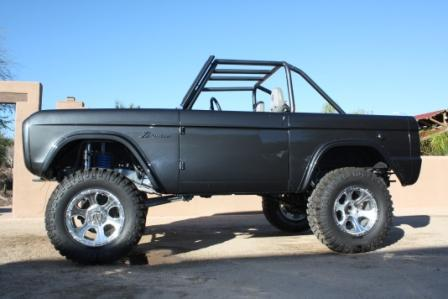 bj0611 1966 Ford Bronco