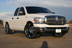 ohtwoglants 2008 Dodge Ram 1500 Quad Cab