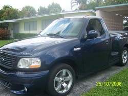 Lauderdale9s 2002 Ford F150 Regular Cab