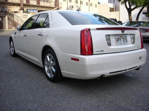 H4hawaii 2008 Cadillac Sts Specs Photos Modification