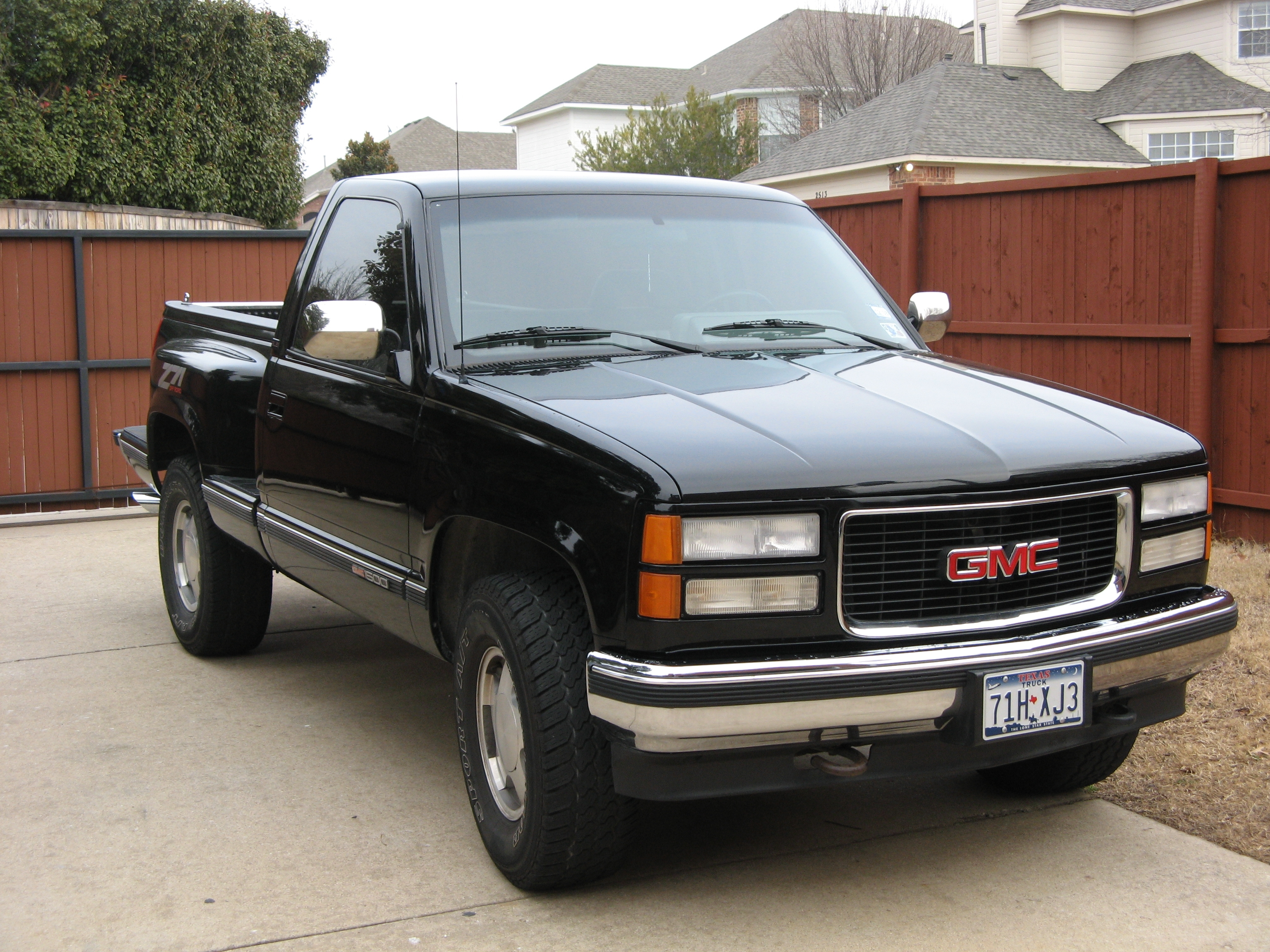 hawkstud27 1994 gmc sierra 1500 regular cab specs photos. Black Bedroom Furniture Sets. Home Design Ideas