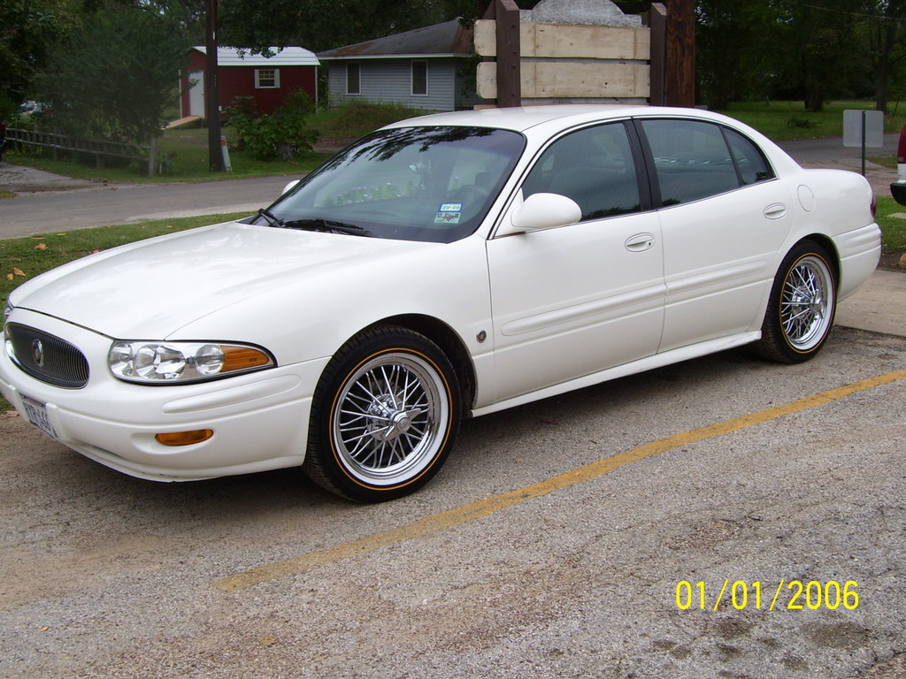 Large on 2002 Buick Lesabre