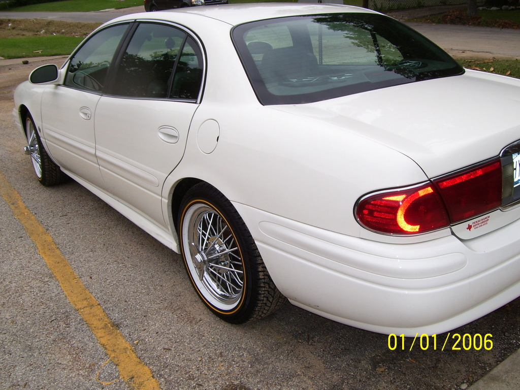 madvilleslabs 2004 Buick LeSabre Specs, Photos ...