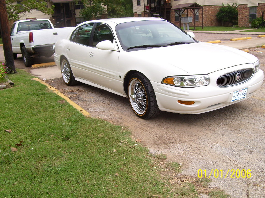 Large on 2004 Buick Lesabre S