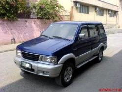 remsor 2000 Isuzu Trooper