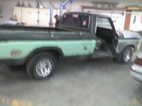 Powerstroke07 1979 Ford F150 Regular Cab