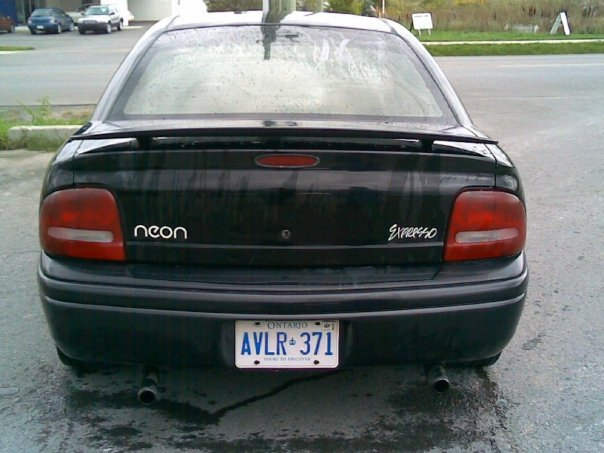 Another Honda_B16A6 1996 Dodge Neon post... - 12348405