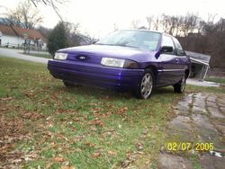 GREDDY1387s 1996 Ford Escort