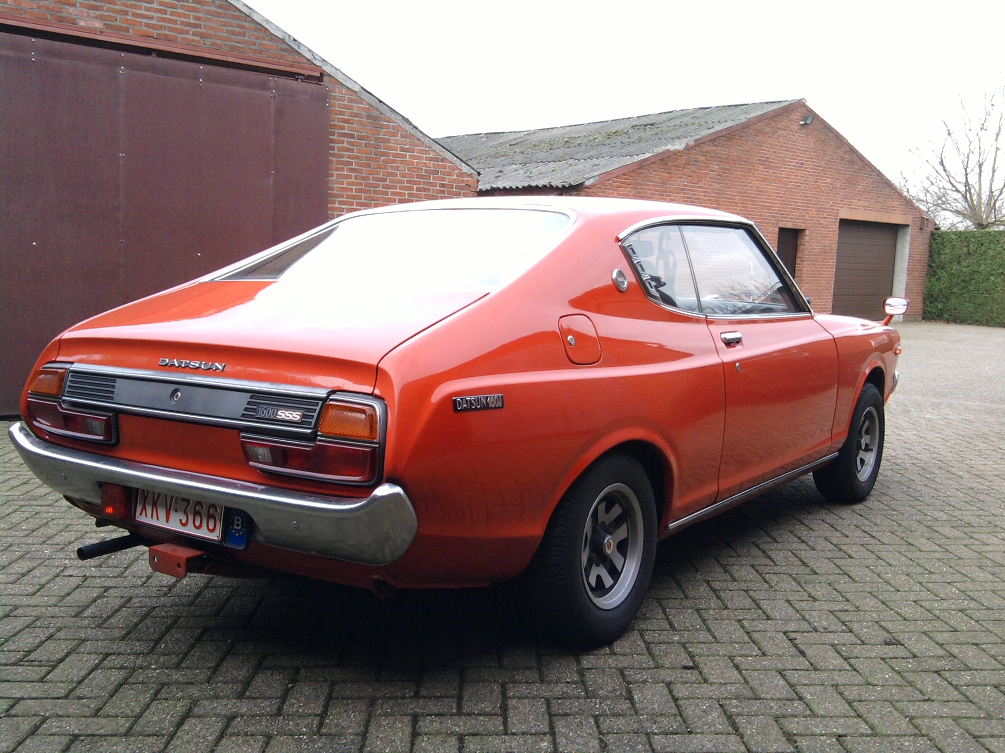 Another kevin_vu 1975 Datsun 710 post... - 12349156