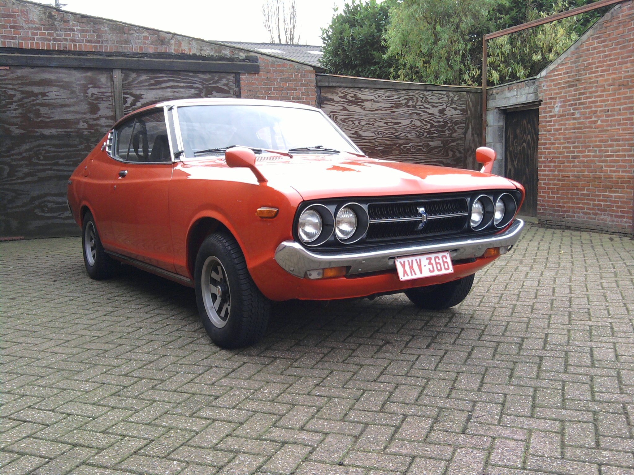 Another kevin_vu 1975 Datsun 710 post... - 12349158