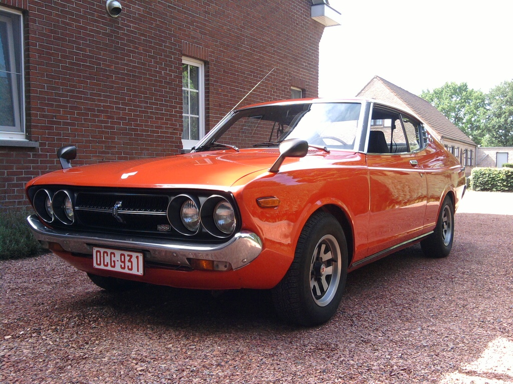 Another kevin_vu 1975 Datsun 710 post... - 12349161
