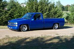 1badazz88s 1988 Chevrolet C/K Pick-Up