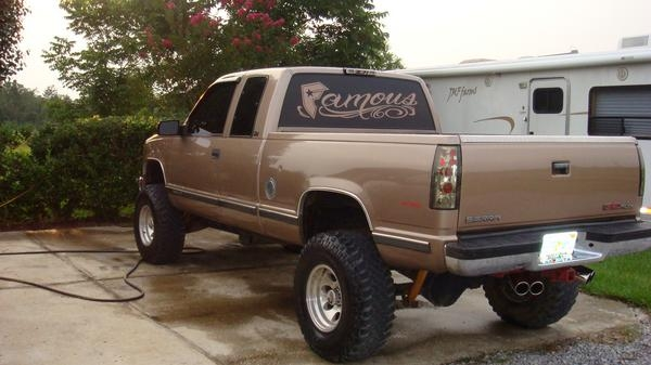 mikenkim08 1996 gmc sierra classic 1500 extended cab specs photos modification info at cardomain. Black Bedroom Furniture Sets. Home Design Ideas