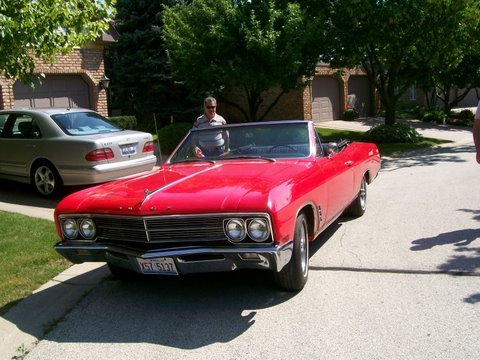 Another zwing2 1966 Buick Skylark post... - 12349857