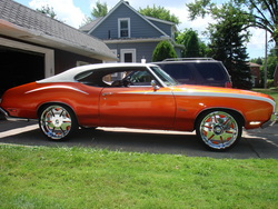 Bigdel3000s 1972 Oldsmobile Cutlass
