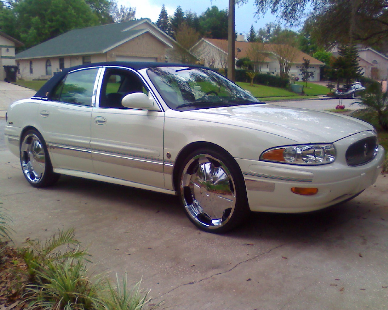 Choppaboi23 2001 Buick Lesabre Specs Photos Modification