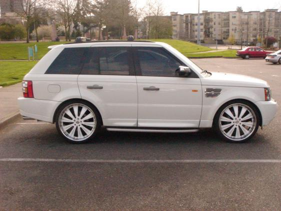 Dil King 2006 Land Rover Range Rover Sport Specs Photos