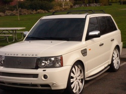 Dil_kings 2006 Land Rover Range Rover Sport