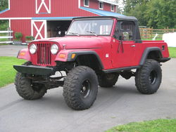 DodgeJonRoy 1972 Jeep Commando