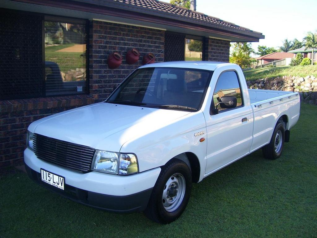 awesomelux 2002 ford courier specs photos modification info at cardomain. Black Bedroom Furniture Sets. Home Design Ideas