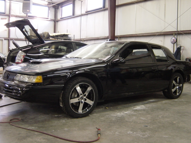 SPQQKY13 1992 Mercury Cougar Specs Photos Modification Info At