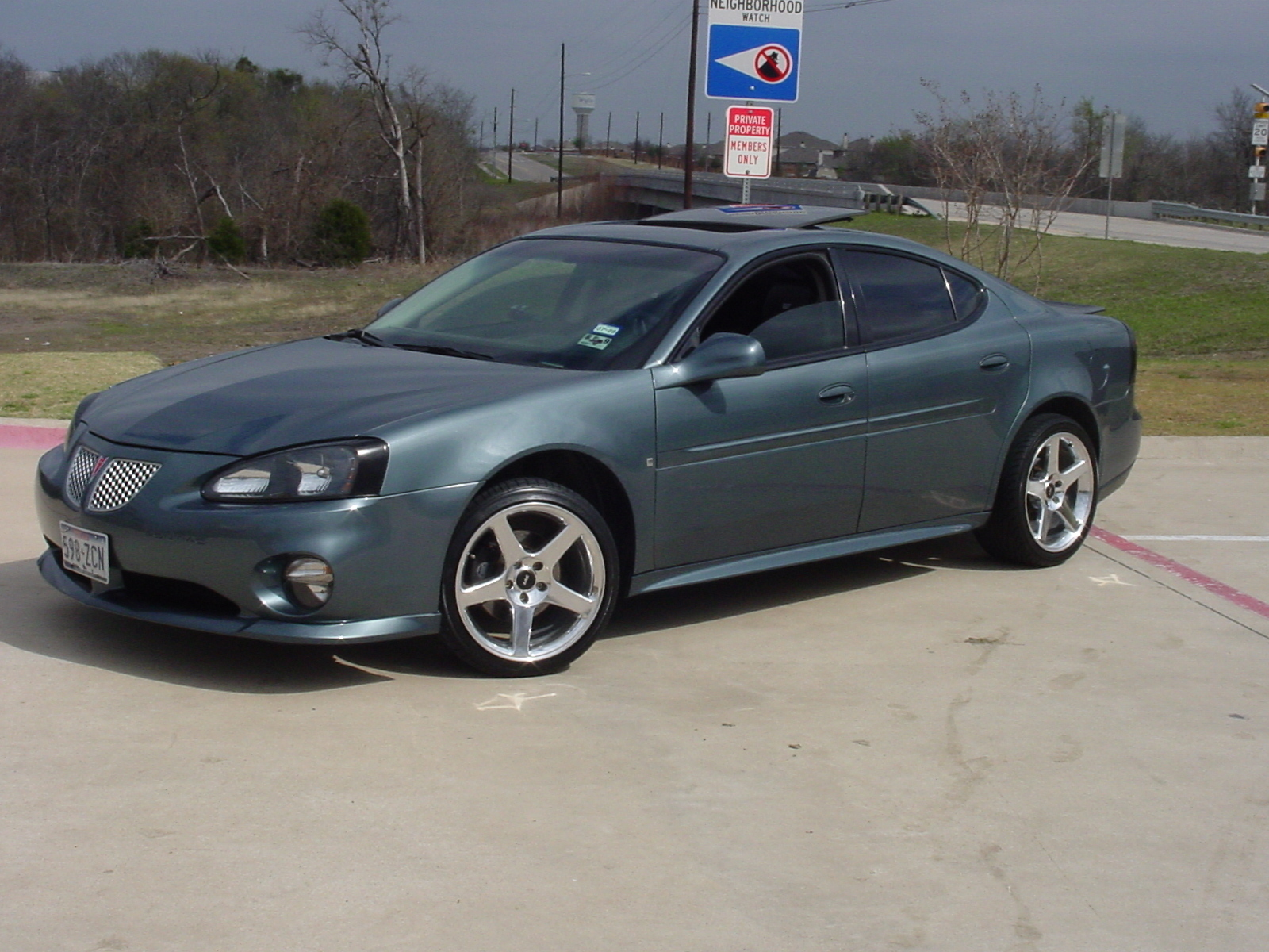 07grandprixgt 2007 pontiac grand prix specs photos modification info at cardomain. Black Bedroom Furniture Sets. Home Design Ideas
