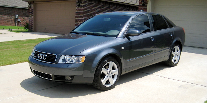 bodoh08 2004 audi a4 specs photos modification info at cardomain. Black Bedroom Furniture Sets. Home Design Ideas