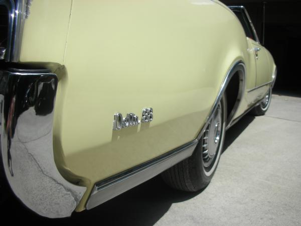 Another Al_Pacino 1967 Oldsmobile Delta 88 post... - 12356990