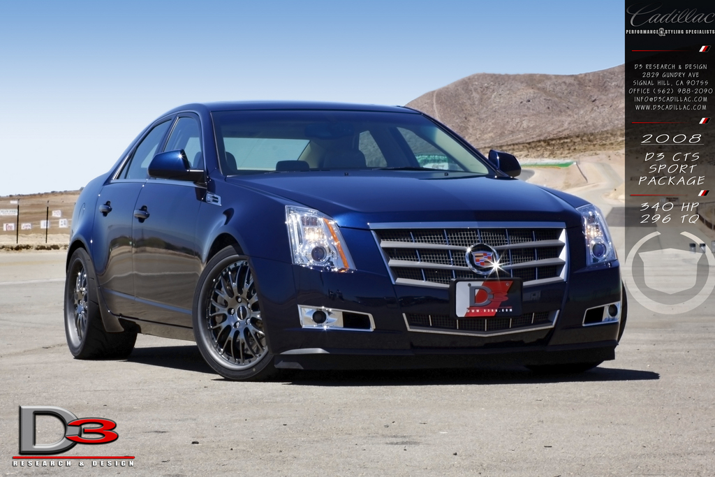 Large on 2006 Cadillac Cts Engine Specs
