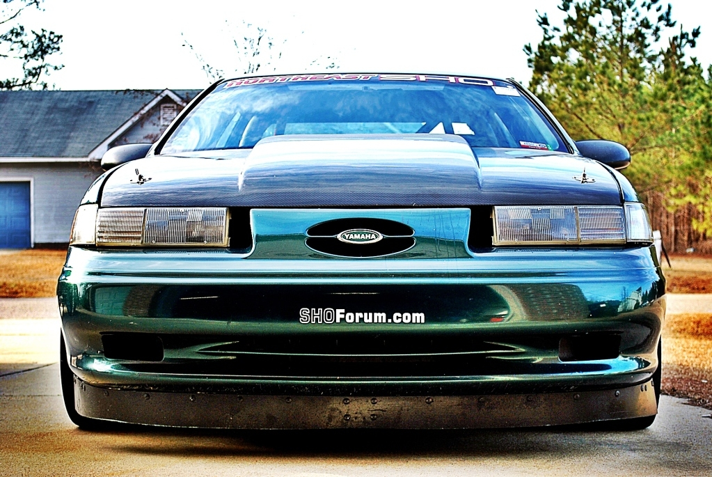 Ford Taurus Sho 0-60 >> SHOspazz92's 1992 Ford Taurus in Fayetteville, NC