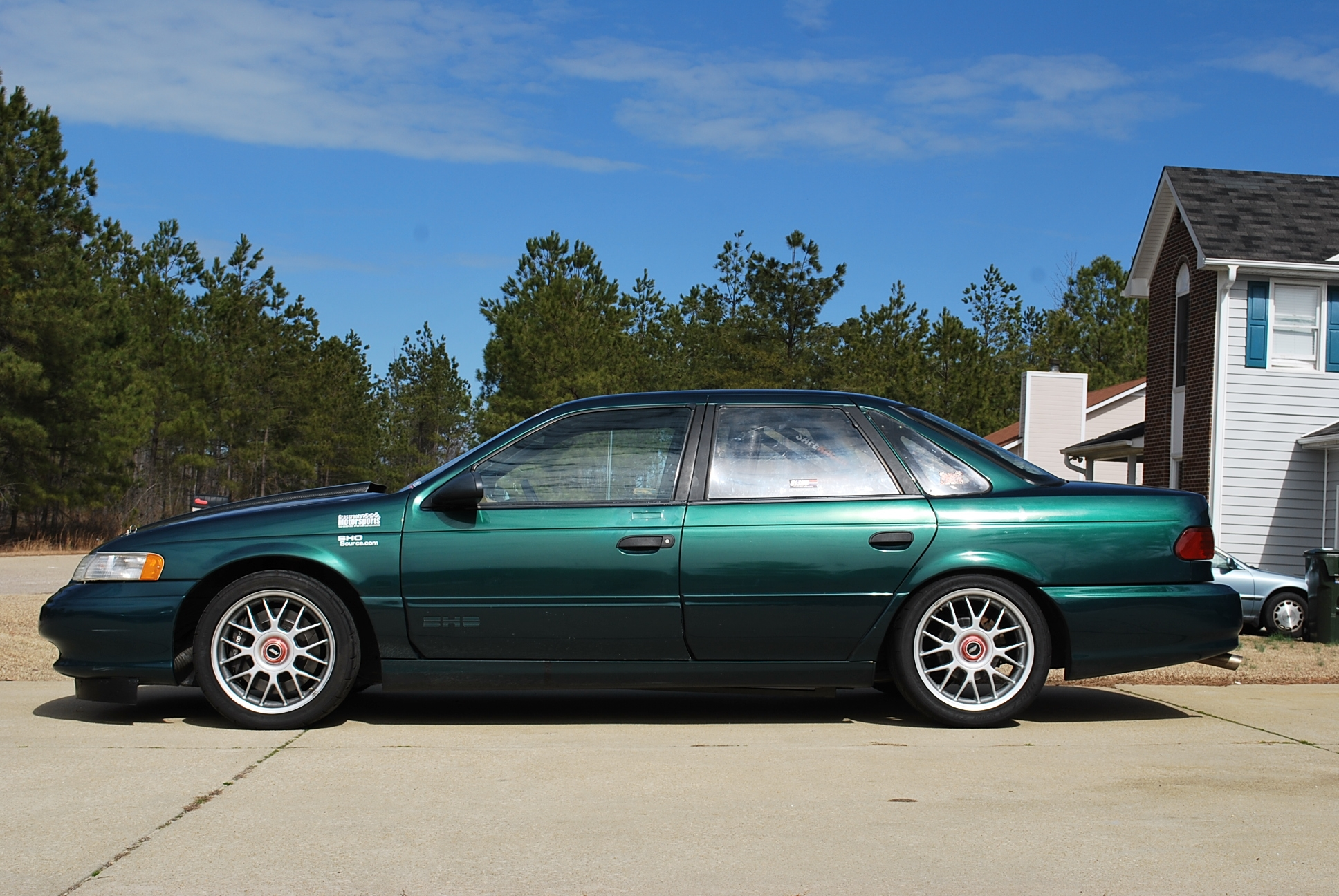 Ford Fayetteville Nc >> SHOspazz92's 1992 Ford Taurus in Fayetteville, NC
